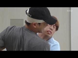 [VK]  U-KISS Hoon in drama 'Unknown Woman' () cut