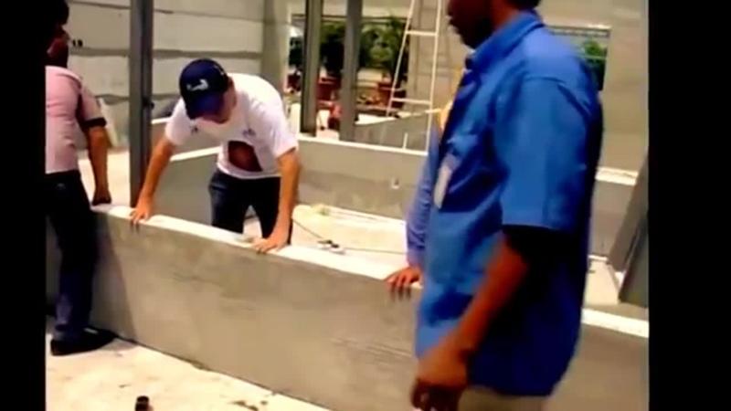 Построить Дом за 7 дней ! Новые технологии в строительстве