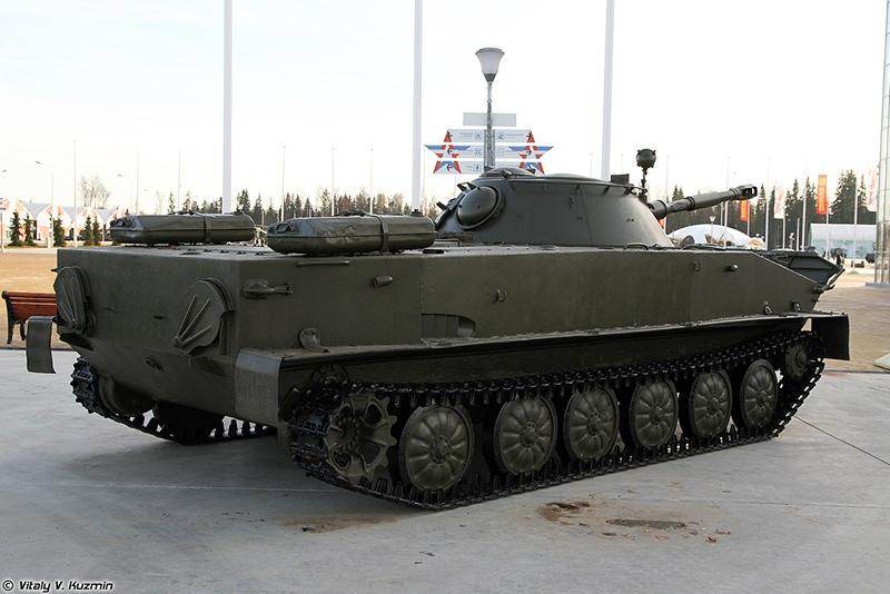 ТАНК ПТ-76, изображение №11