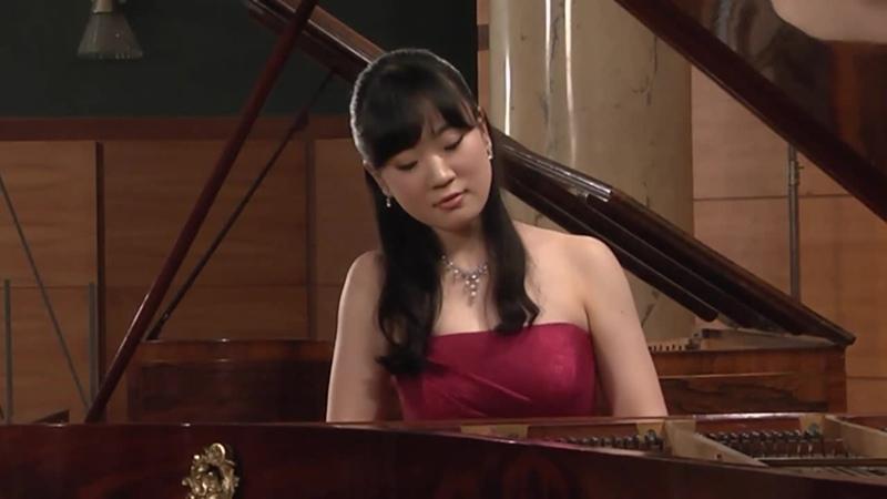 858 J S Bach Prelude and Fugue in F sharp major BWV 858 Das Wohltemperierte Klavier 1 N 13 Yui Nakamura piano