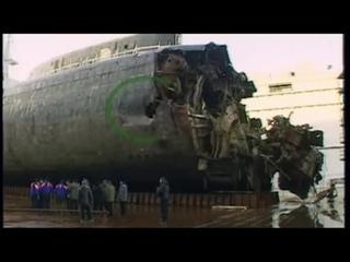 Кто затопил подводную лодку Курск. 10 фактов о таинственной гибели АПЛ К-141 Курск (Крамола)