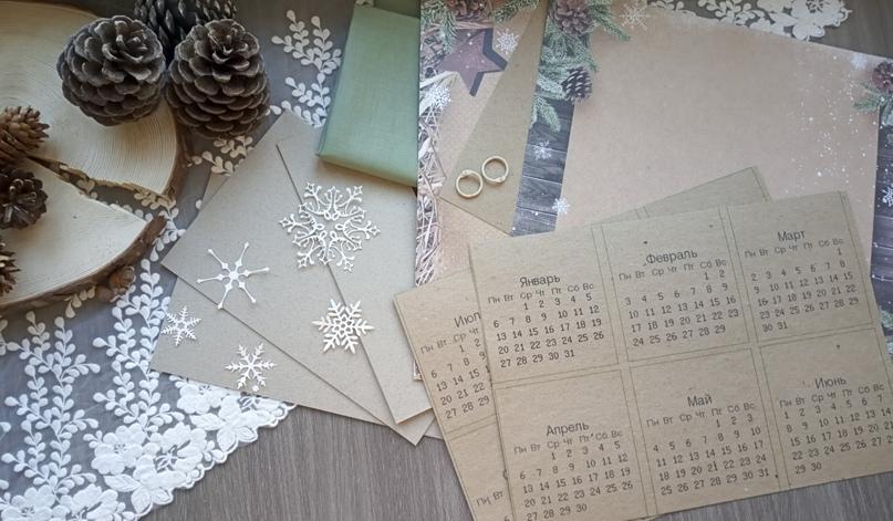 МК Настольный календарь, изображение №1