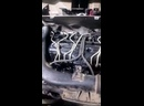 Замена двигателя на Volvo XC 60 D3 2013г., 2.4 турбо дизель