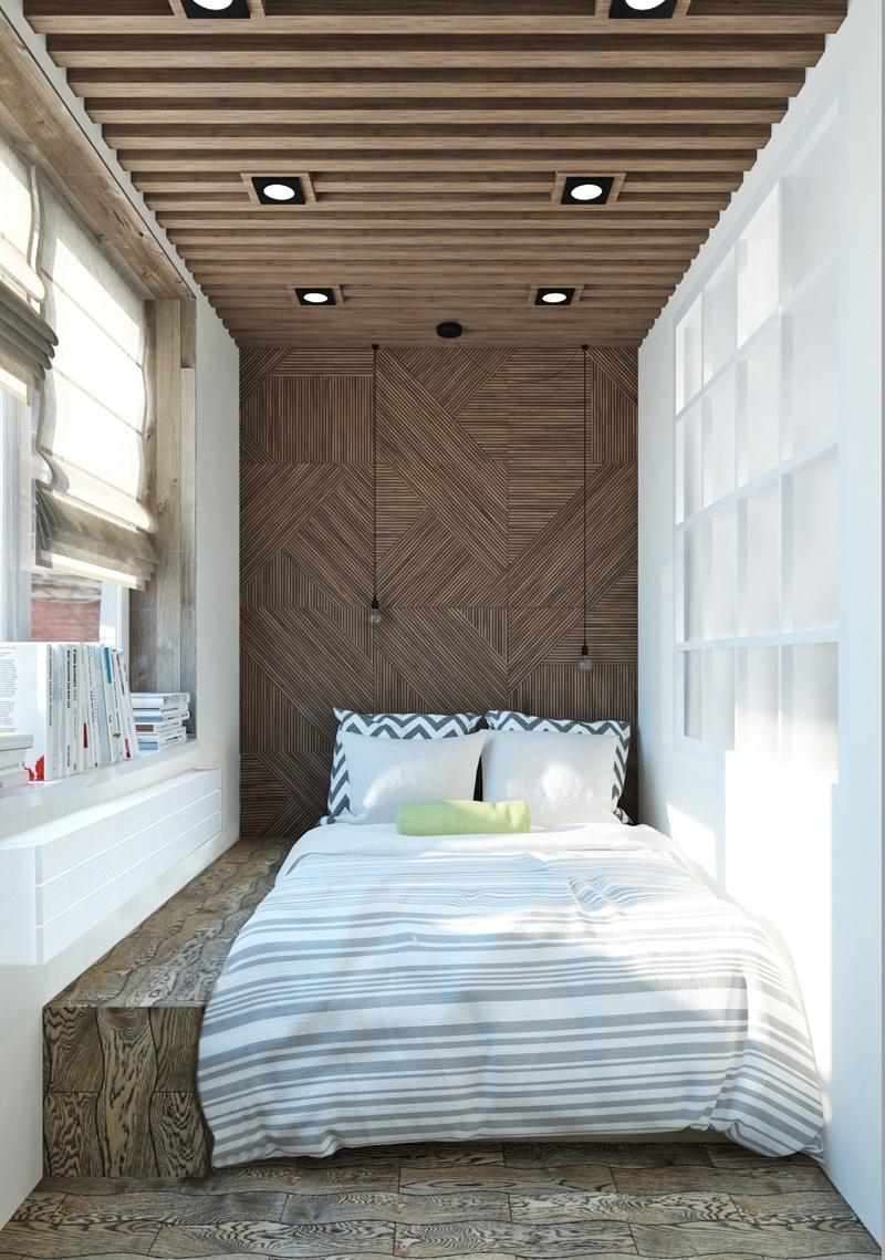 Как вам идея отделить мини-спальню?