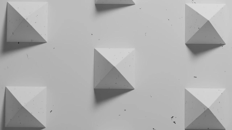 Rovsh rovshen mcrovsh logo video abstract art design black 2020