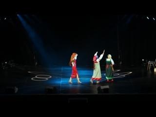 Конда, Linochka Lee, AnTiff (Калуга, Москва) - Три богатыря: Настасья, Алёнушка, Любава - Tonakai 2017