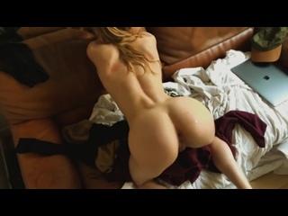 LеоLulu_ХХХ - QUICKIE! Iphone Doggy POV W/ Cumshot (720p) [Amateur, Fit Teen, Pussy Fuck, POV, Doggy]