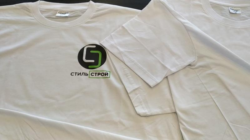 Качественные футболки из 100% хлопка