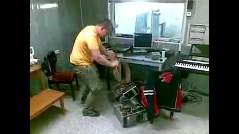 Танец с бубном компьютерщика