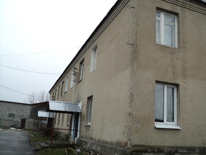 Типовая советская жилая архитектура 50-х годов в Белоомуте., изображение №18
