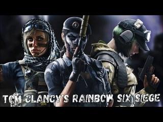 Naughty Siege/Tom Clancy's Rainbow Six