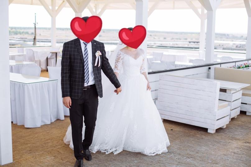 Купить свадебное платье размер 40/46! | Объявления Орска и Новотроицка №11801