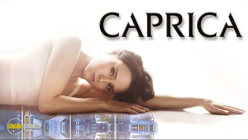 🎥 Каприка Caprica 3 7 серии 2009 10 HD