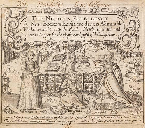Непростая история иглы для вышивки (и шитья)., изображение №21