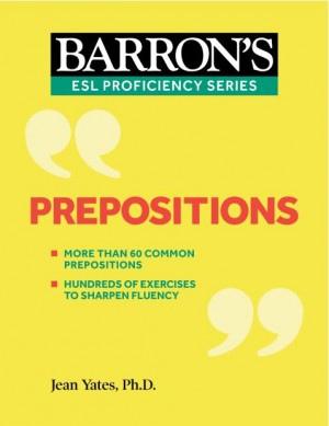 Barron's Prepositions