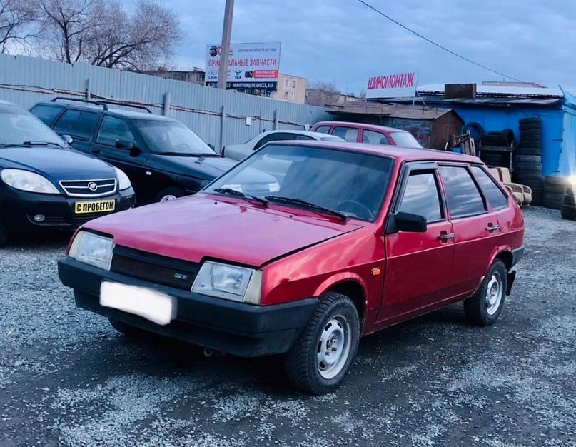 Купить ВАЗ 2109, хорошая живая красивая. | Объявления Орска и Новотроицка №18399