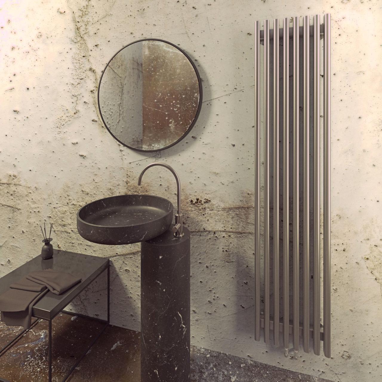 Стальной трубчатый радиатор WH Steel S Вертикальный