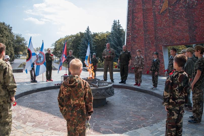 День памяти и скорби: памятные мероприятия прошли во всех регионах присутствия кинокомпании «Союз Маринс Групп», изображение №4