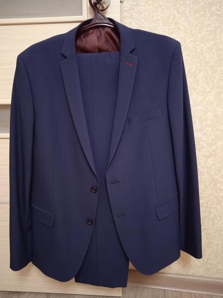 Продам костюм, состояние нового, одевался один раз...