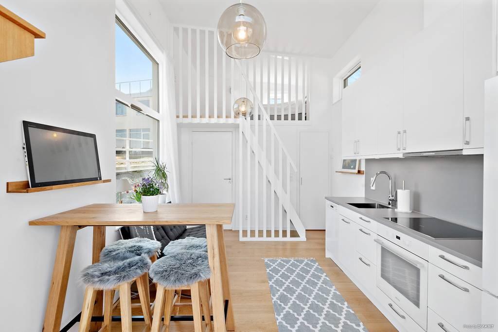 Маленький шведский дом 19 кв.