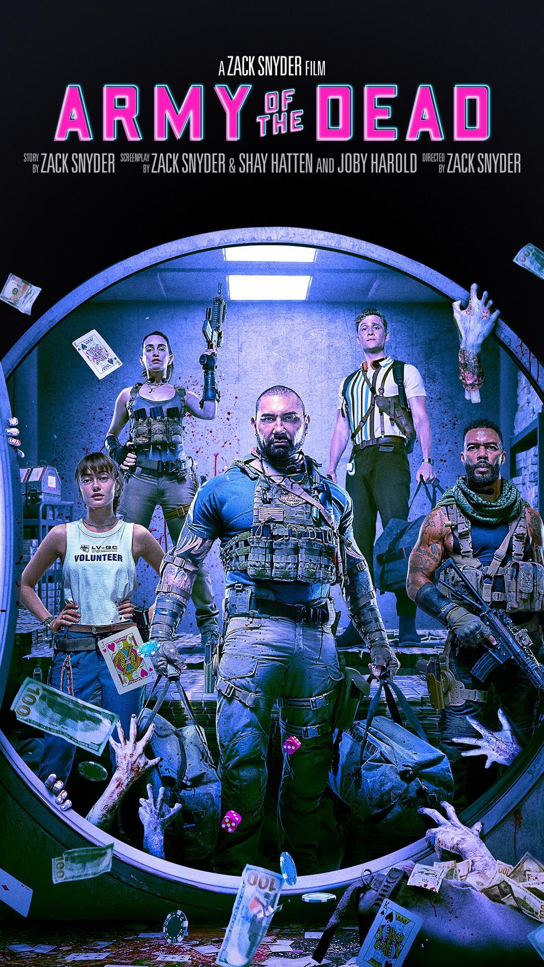 Армия мертвецов / Army of the Dead (2021)