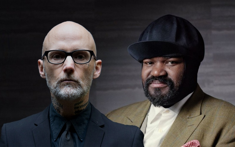 Moby & Gregory Porter ''Natural Blues''