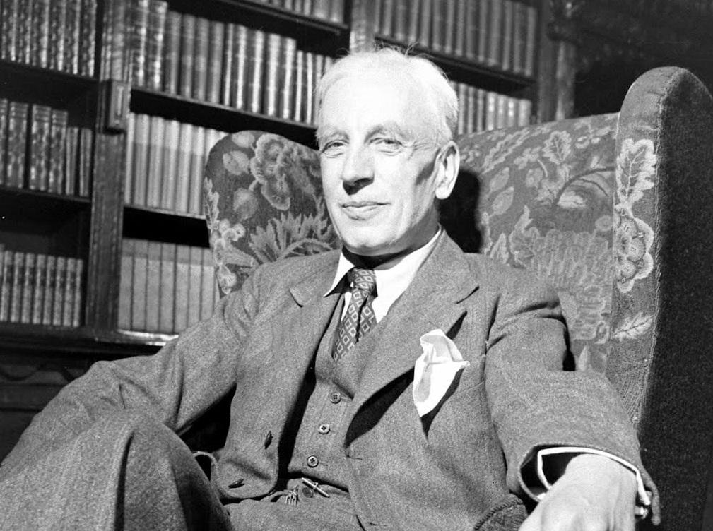 Историк Арнольд Тойнби - об ответственности интеллектуалов