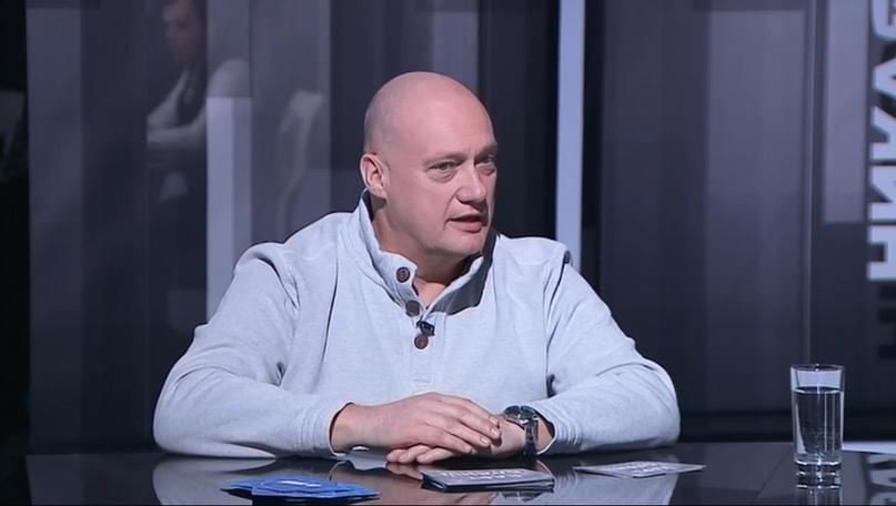 Голландский шеф-повар Джон Вандерборен в программе «Карт-бланш»