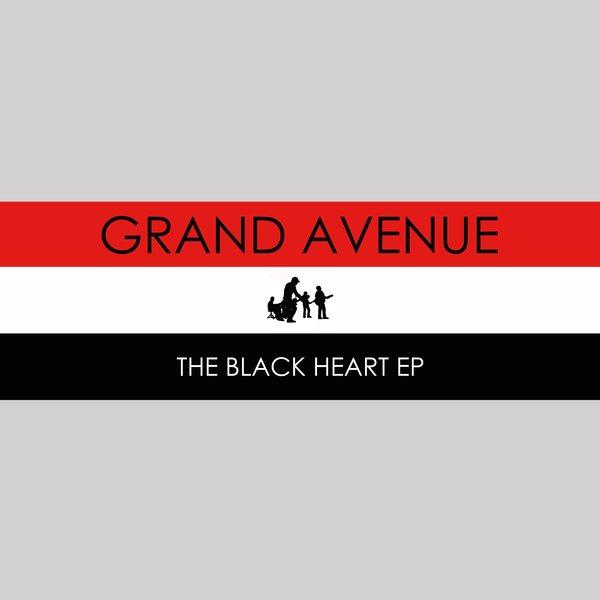 Grand Avenue album The Black Heart EP