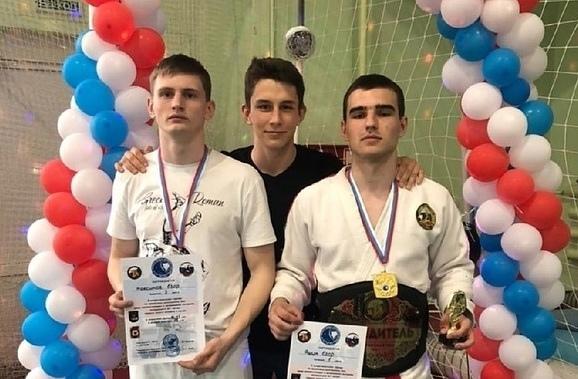 Воспитанники спортклуба «Мавр» стали призёрами турнира по рукопашному бою