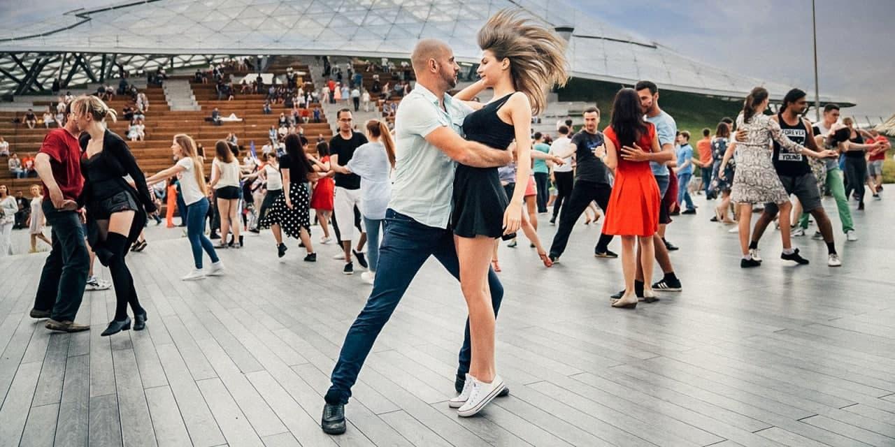 Танцы. Фото: mos.ru