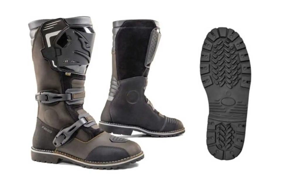 Эндуро ботинки Falco Durant Waterproof
