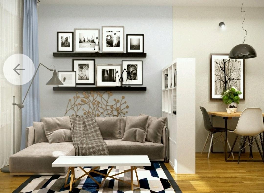Дизайн проект для нашей студии 27 кв.
