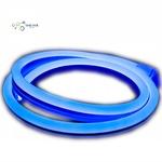 Гибкий Неон GLS-2835 120 св/м 220В IP67 синий