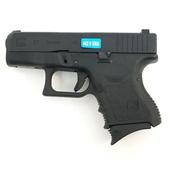 Модель пистолета WE Glock 27 Gen3 Gas Black