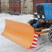 Отвал жесткий неповоротный для трактора МТЗ-82