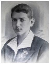 На фото – Горислав Колосовпо выпуску из 36-й Алма-Атинской школы