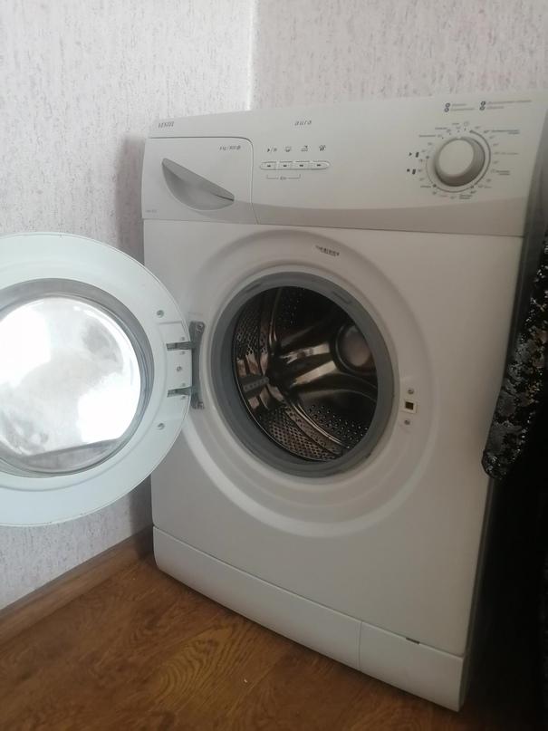 Машинка на 4 кг, стирает тихо и | Объявления Орска и Новотроицка №16696