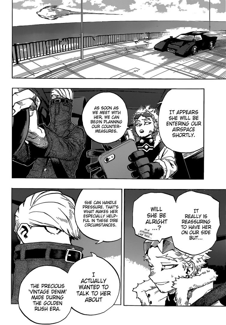 my Hero Academia Chapter 329, image №10
