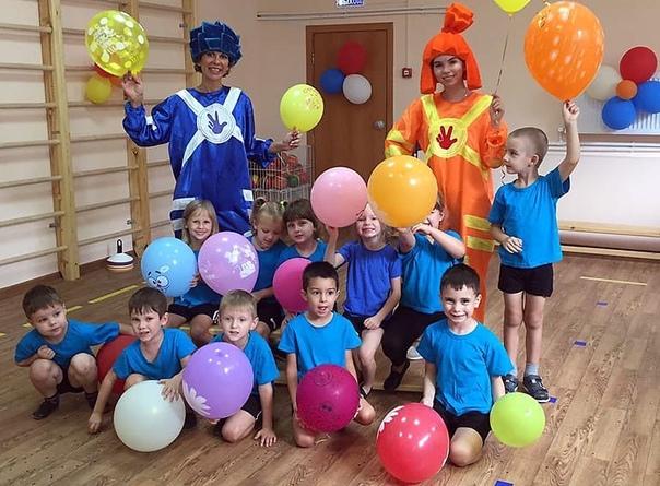 ▪️ В детском саду №14 «Ромашка» города Белореченск...