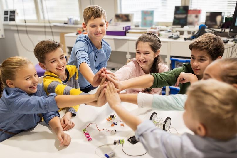 Конкурс детских инженерных команд «Кванториада-2021»⭐