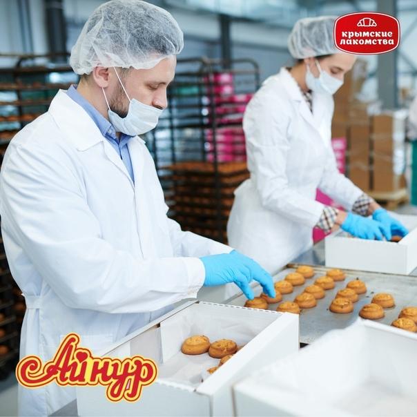 Компания по производству и дистрибуции кондитерски...