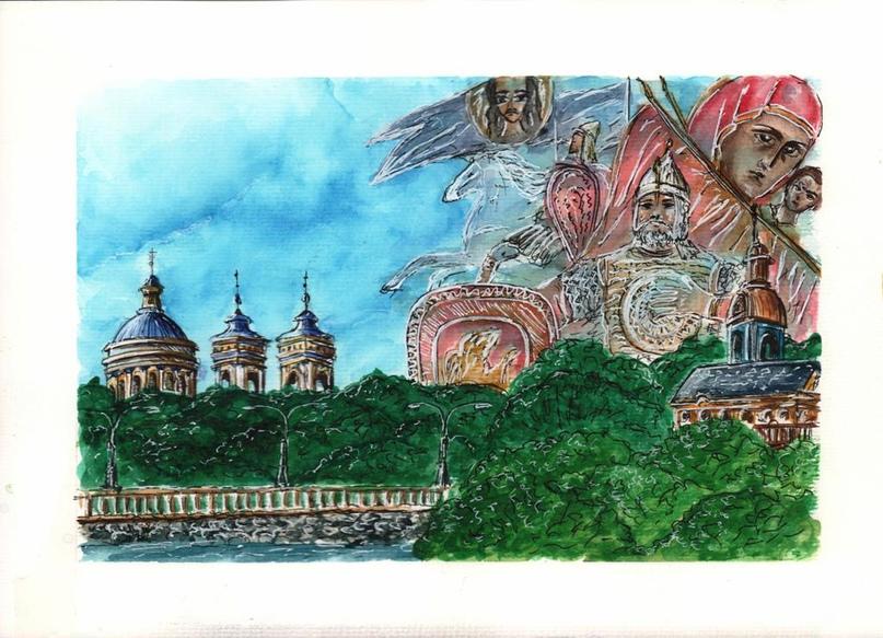 Якутская епархия подвела итоги конкурса «Александр Невский: воин, князь, святой», изображение №14