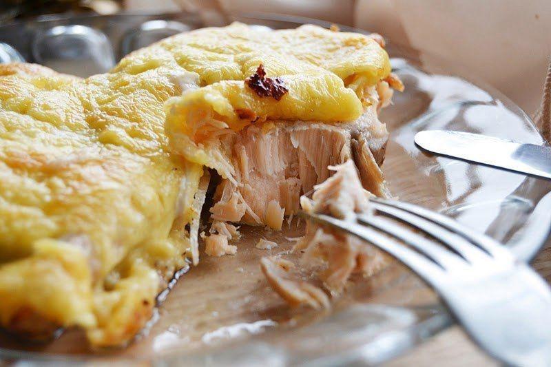 10 лучших рыбных низкокалорийных рецептов!🐠🍋🍅🍆