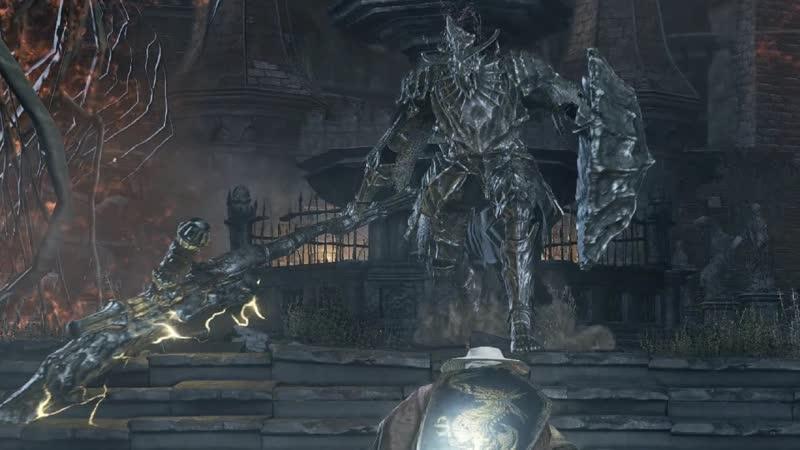 Убийство доспехов дракона за 40 секунд от Ортёма