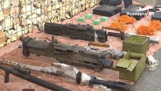 Срочно: Операция ВКС и спецназа в Белой пустыне, захвачен склад оружия врага