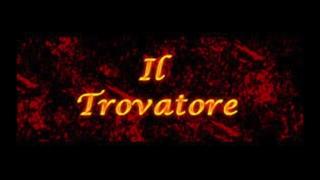 """Franco Corelli; Leontyne Price; Ettore Bastianini; Giulietta Simionato; """"IL TROVATORE""""; G. Verdi"""