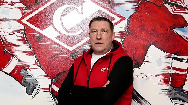 Борис Миронов Предпочитаю быстрый агрессивный зрелищный хоккей
