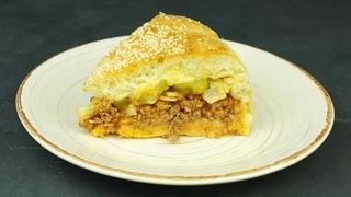 Пирог-чизбургер - Рецепты от Со Вкусом