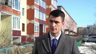 Две дворовые территории приведут в порядок в этом году в городе Елизово